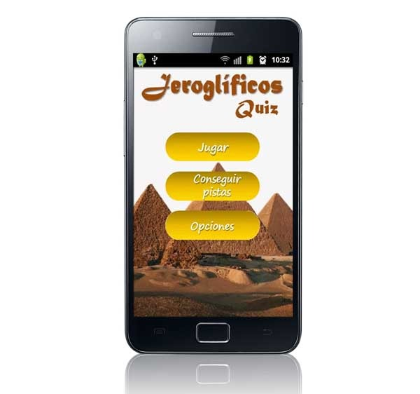 Jeroglíficos y Enigmas, un juego de inteligencia para tu móvil Android