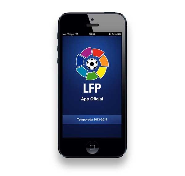 Cómo seguir los resultados de la Liga BBVA desde tu smartphone