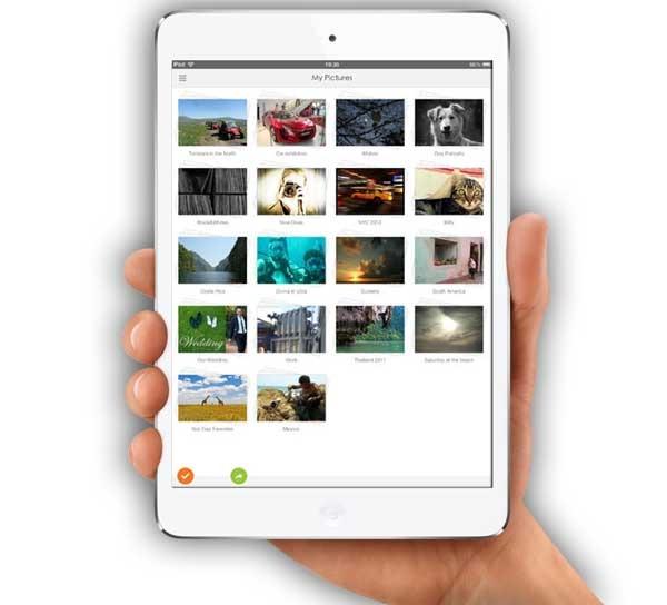 Pumpic, un espacio ilimitado donde guardar y compartir tus fotos