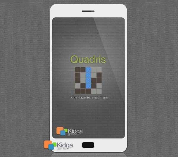 Quadris Deluxe, un tipo de Tetrix alternativo para tu Samsung