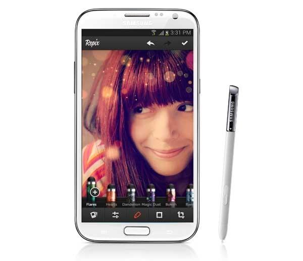 Repix, edita fotos utilizando el S Pen de tu terminal Samsung