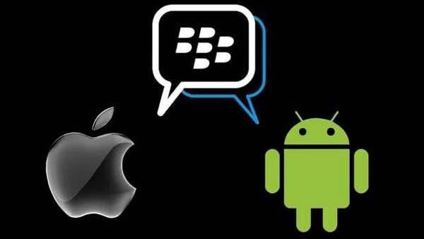 Así será BlackBerry Messenger para móviles Android