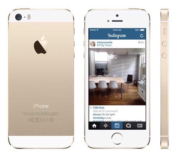 Instagram también acoge el estilo de iOS 7