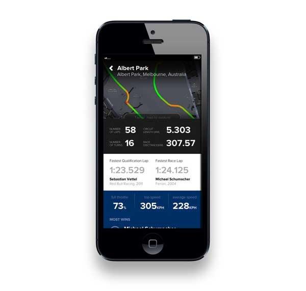 Red Bull F1 Spy, entérate de todo sobre la Fórmula 1 con esta app