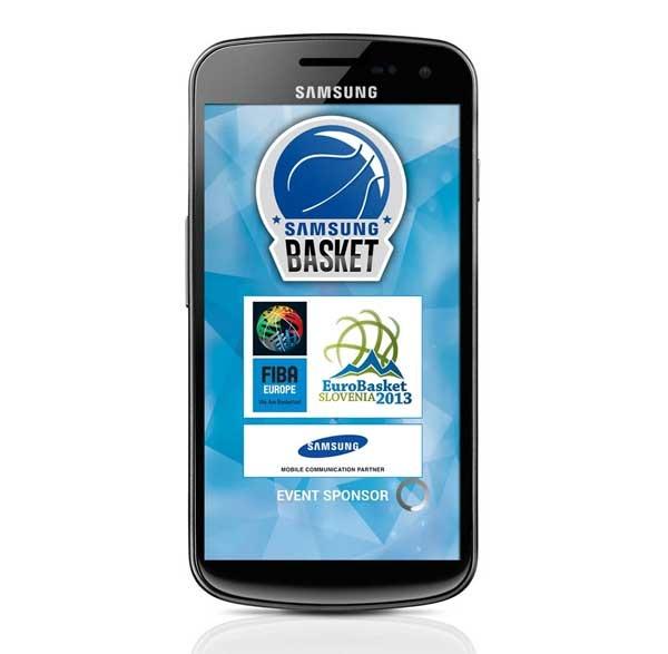 Samsung Basket App, tira unas canastas entre amigos con este juego