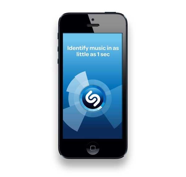 Shazam para iPhone ahora publica porciones de canciones en Twitter