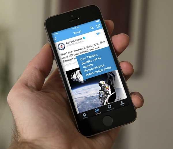 Twitter permite retransmitir vídeo en directo desde su app
