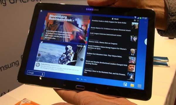 Aparece una version de Twitter para tabletas Android