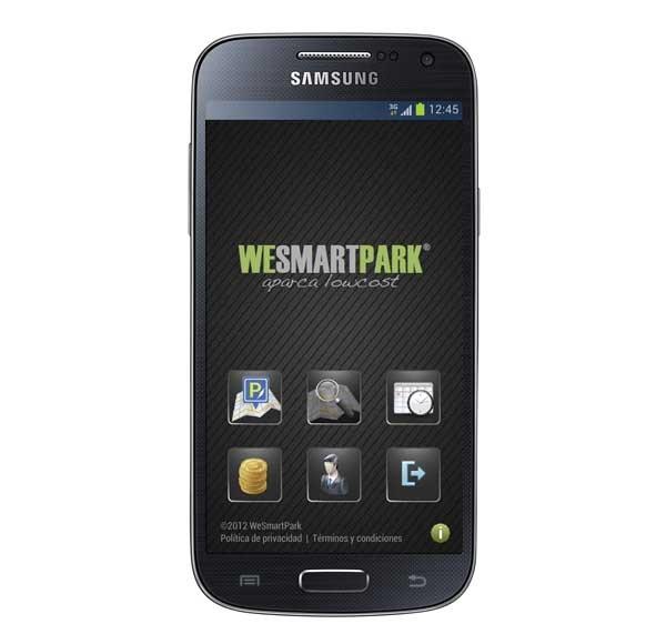WeSmartPark, la app para reservar plaza en los parkings inteligentes