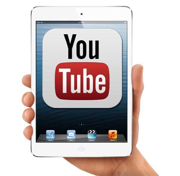 YouTube permitirá la reproducción de vídeos sin conexión