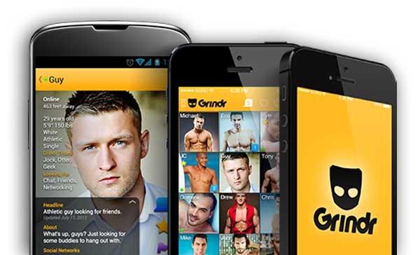 Grindr, la app de ligue gay más famosa se actualiza