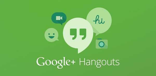 Hangouts para iphone ya permite llamar y enviar animaciones