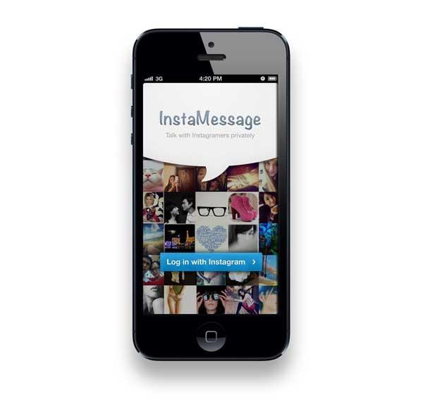 InstaMessage, chatea directamente con los usuarios de Instagram