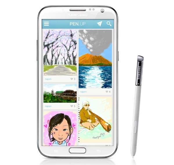 PEN.UP, saca el artista que llevas dentro gracias al S Pen de tu Samsung