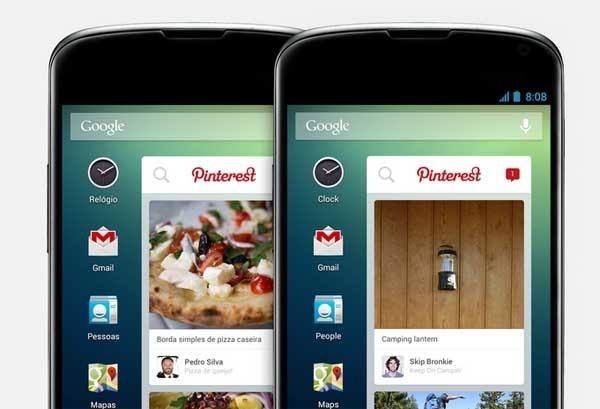Pinterest y Telefónica ofrecen una función exclusiva a los usuarios Android