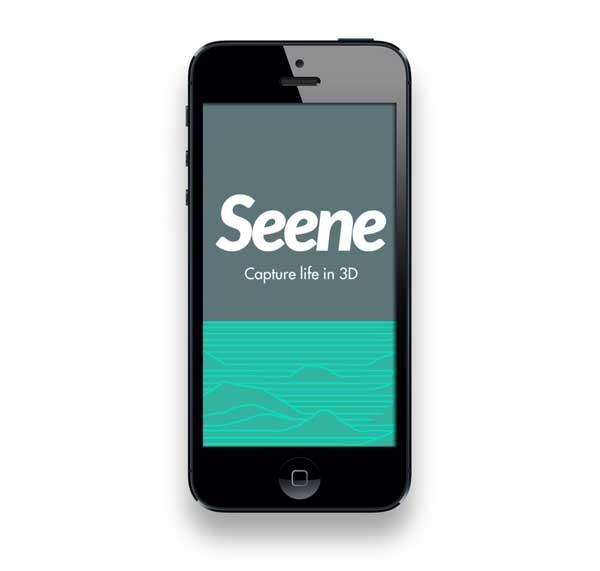 Seene, crea fotografías con efecto 3D desde tu iPhone