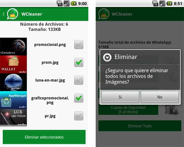 wcleaner whatsapp