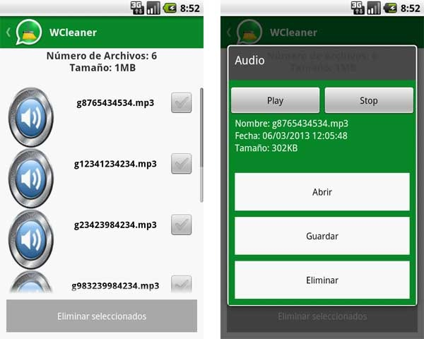 wcleaner whatsapp