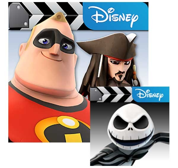Disney Infinity: Action!, crea vídeos con los personajes de Disney