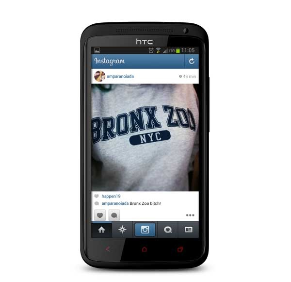Instagram para Android también imita el diseño de iOS 7