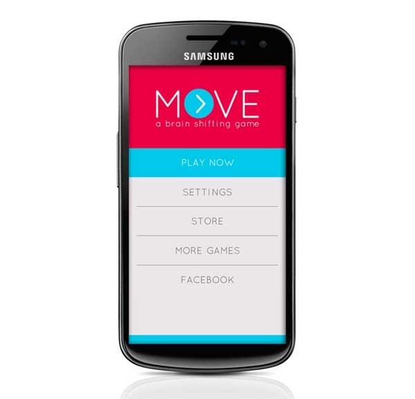 Move, un adictivo juego de lógica para móviles