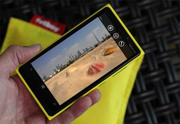 Nokia Refocus, cambia el enfoque de una foto ya hecha con tu Nokia Lumia