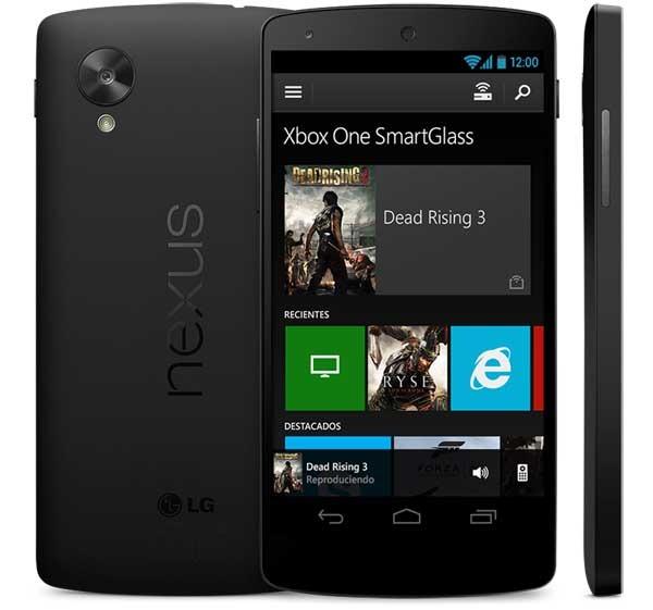 SmartGlass, la app de Xbox One llega al mercado antes que la videoconsola