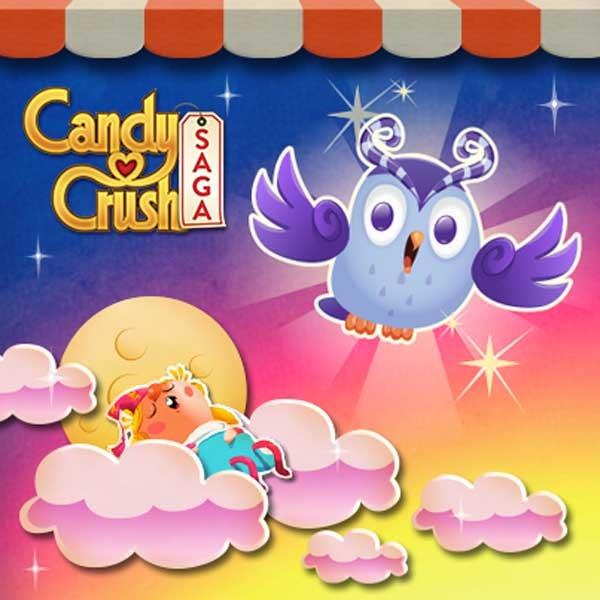Candy Crush Saga presenta Mundo de Ensueño, nuevos niveles y personaje