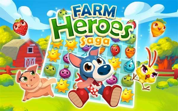 Farm Heroes Saga, el nuevo éxito de los creadores de Candy Crush