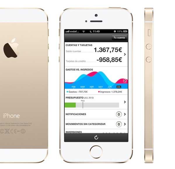 Fintonic, conoce y controla todos tus gastos con esta aplicación