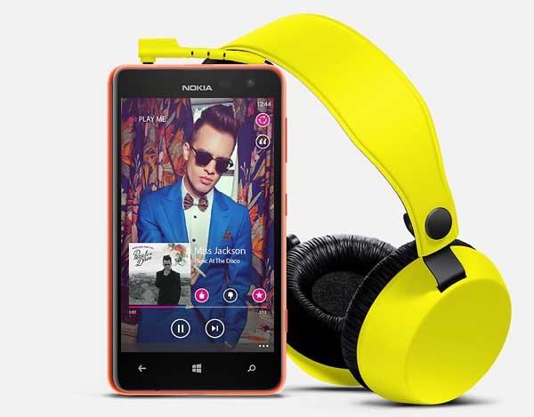 Sorpréndeme, la nueva forma de escuchar música en Nokia MixRadio