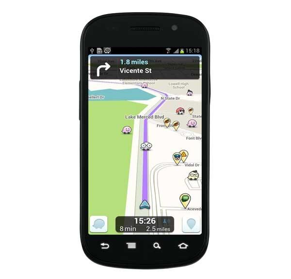 Waze, el GPS comunitario ahora más sencillo y cómodo