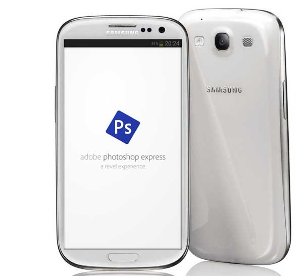 Photoshop Express, retoca tus fotos en Android más fácilmente