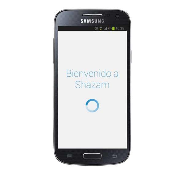 Shazam ahora permite vincularse a Rdio para escuchar las canciones cazadas