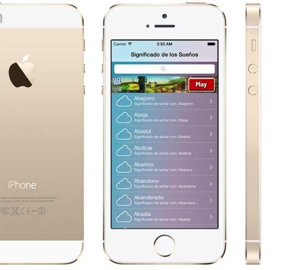 Diccionarios de sueños gratis para tu smartphone