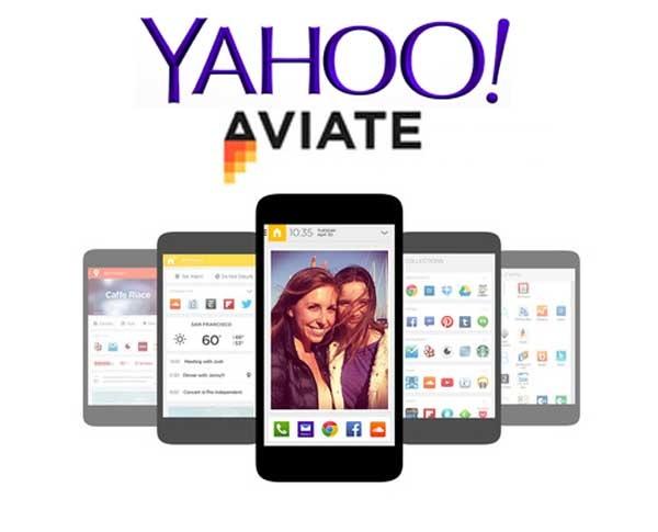 Yahoo confirma la compra de la aplicación Aviate