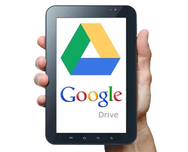Google Drive, ahora con un widget de escaneo y soporte ...
