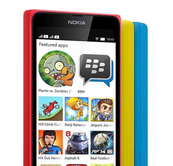 La mayoría de las apps de Google Play podrán instalarse en los Nokia X