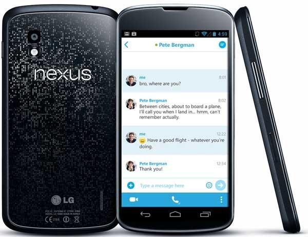 Skype mejora las notificaciones y sincronización de chats
