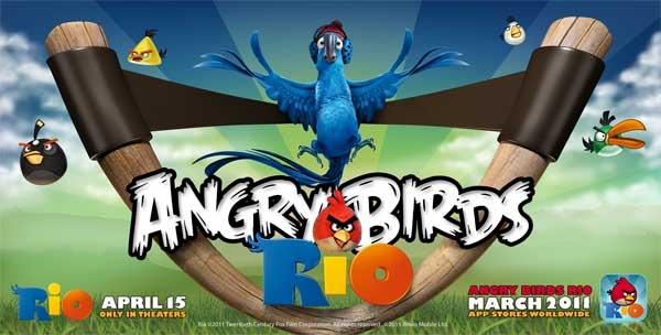 Angry Birds Rio, ahora completamente gratis para Windows Phone