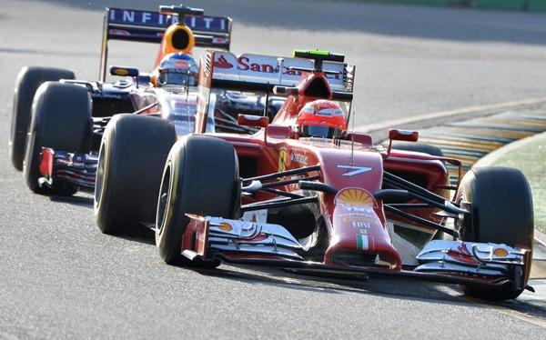 Cómo seguir la Fórmula 1 2014 desde Android