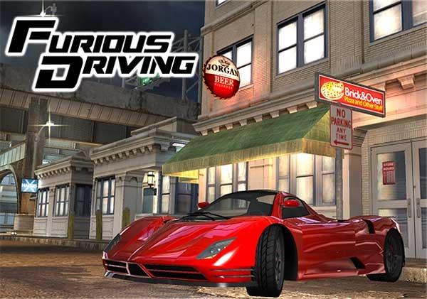 Furious Driving, un apasionante juego de conducción para Mac