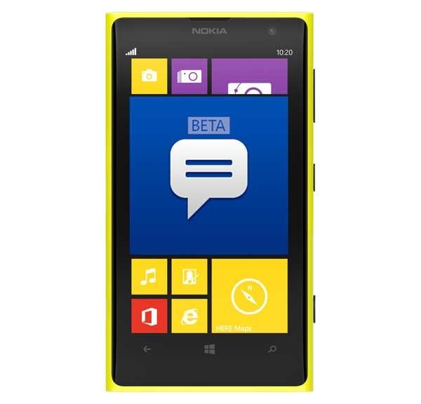 Nokia trabaja en su propia app de mensajería