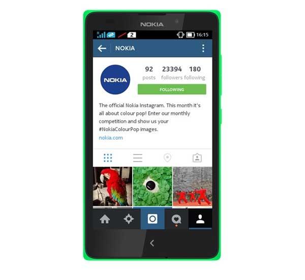 Cómo instalar aplicaciones Android en los Nokia X