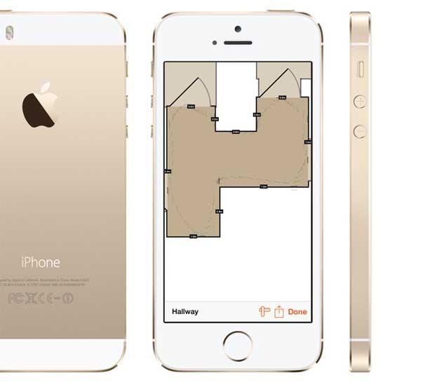 Roomscan crea planos de tus habitaciones con un iphone for Aplicaciones para disenar habitaciones