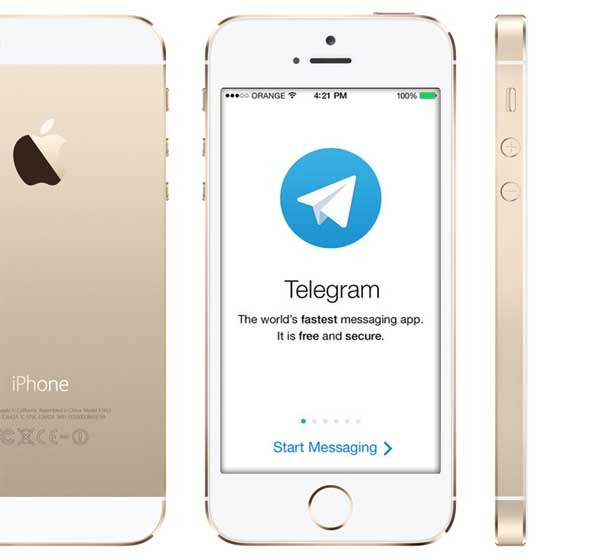 Cómo crear una conversación en grupo en Telegram