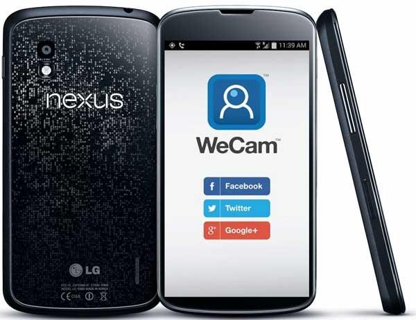 WeCam, conecta y chatea con contactos de todo el mundo