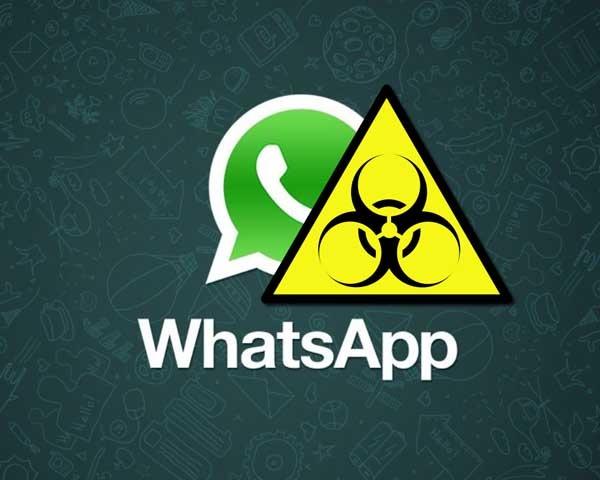 Un bulo amenaza con publicar las fotos de WhatsApp en Facebook