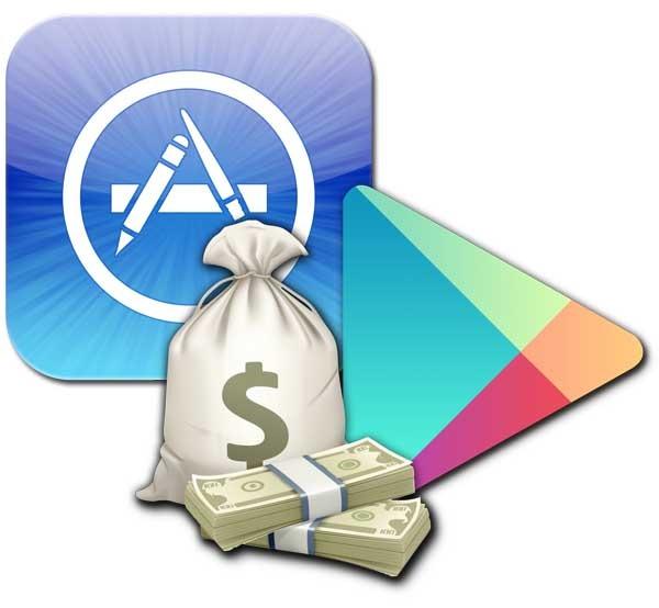 Google Play sigue siendo la tienda con más descargas de apps