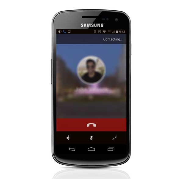 facebook messenger llamadas android